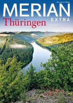 MERIAN EXTRA Thüringen – Schätze der Natur