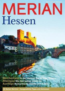 MERIAN Hessen von Jahreszeiten Verlag