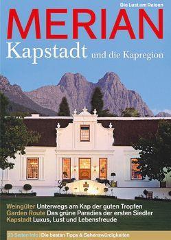 MERIAN Kapstadt von Jahreszeiten Verlag