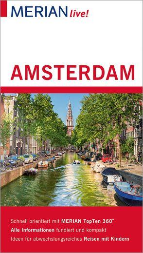 MERIAN live! Reiseführer Amsterdam von Johnen,  Ralf