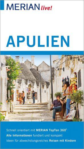 MERIAN live! Reiseführer Apulien von De Rossi,  Nicoletta