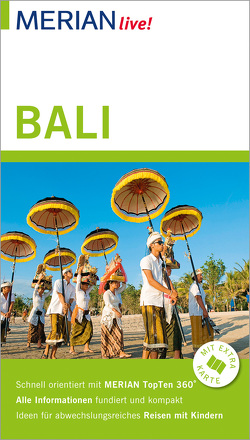 MERIAN live! Reiseführer Bali von Anggawi,  Dudy, Anggawi,  Sophie, Behl,  Silke