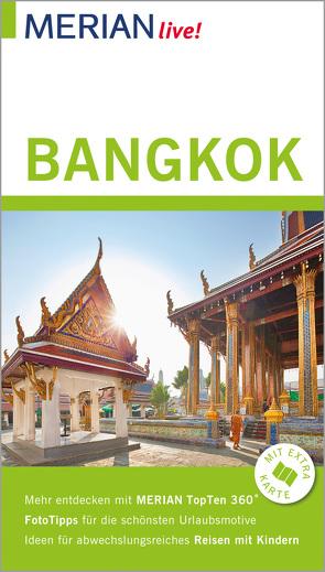 MERIAN live! Reiseführer Bangkok von Homann,  Eberhard, Homann,  Klaudia