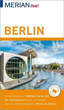 MERIAN live! Reiseführer Berlin von Buddée,  Gisela