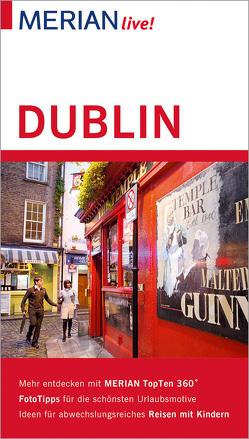 MERIAN live! Reiseführer Dublin von Eder,  Christian