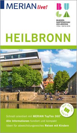 MERIAN live! Reiseführer Heilbronn von Hauser,  Françoise