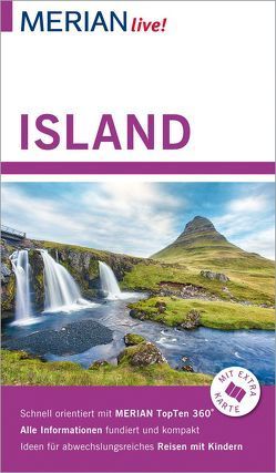 MERIAN live! Reiseführer Island von Saße,  Dörte