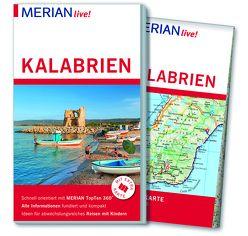 MERIAN live! Reiseführer Kalabrien von Amann,  Peter