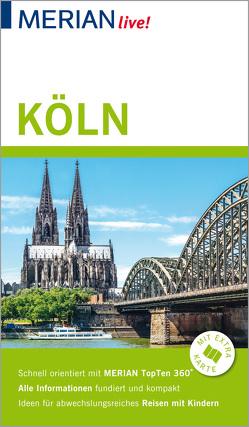 MERIAN live! Reiseführer Köln von Penzl,  Gerald