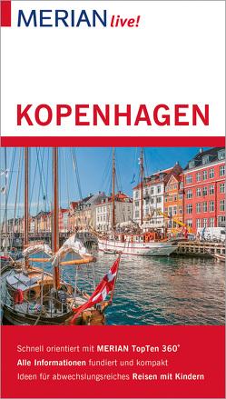MERIAN live! Reiseführer Kopenhagen von Scherping,  Jan