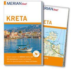 MERIAN live! Reiseführer Kreta von Bötig,  Klaus