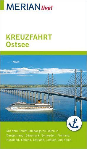MERIAN live! Reiseführer Kreuzfahrt Ostsee von Wolandt,  Holger