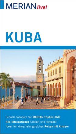 MERIAN live! Reiseführer Kuba von Schümann,  Beate