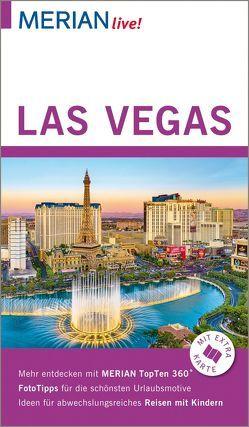 MERIAN live! Reiseführer Las Vegas von Wagner,  Heike