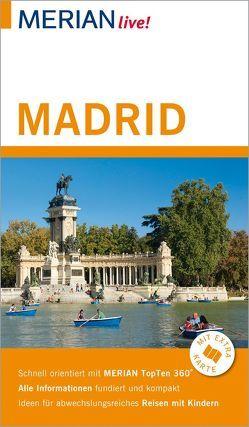 MERIAN live! Reiseführer Madrid von Drouve,  Andreas