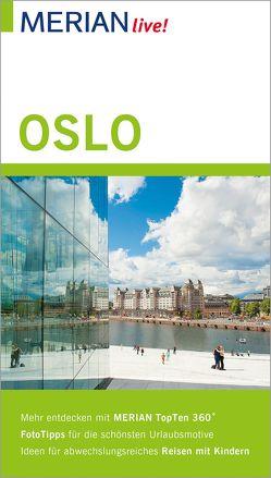MERIAN live! Reiseführer Oslo von Baumgartner,  Michael