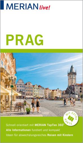 MERIAN live! Reiseführer Prag von Veszelits,  Thomas