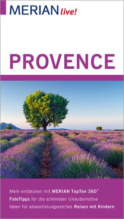 MERIAN live! Reiseführer Provence von Buddée,  Gisela