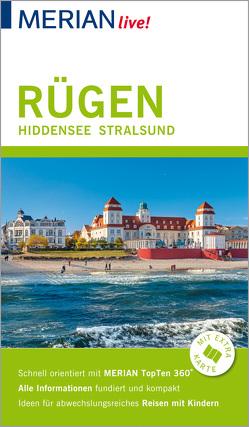 MERIAN live! Reiseführer Rügen Hiddensee Stralsund von Buddée,  Gisela