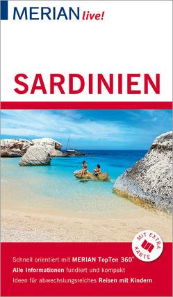 MERIAN live! Reiseführer Sardinien von Bülow,  Friederike von