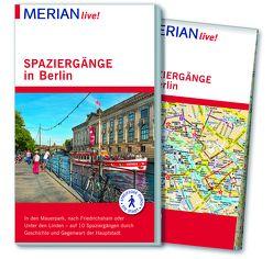 MERIAN live! Reiseführer Spaziergänge in Berlin von Buddée,  Gisela