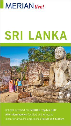 MERIAN live! Reiseführer Sri Lanka von Homburg,  Elke