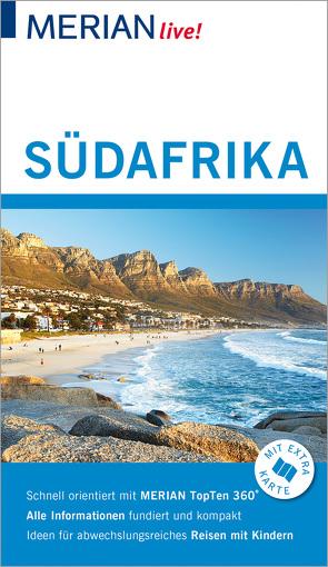 MERIAN live! Reiseführer Südafrika von Knemeyer,  Thomas