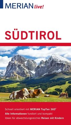 MERIAN live! Reiseführer Südtirol von Rübesamen,  Annette