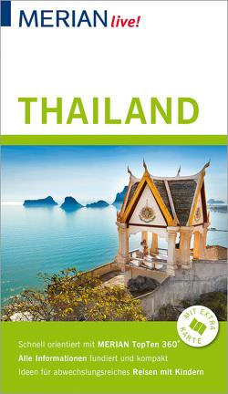 MERIAN live! Reiseführer Thailand von Barkemeier,  Thomas