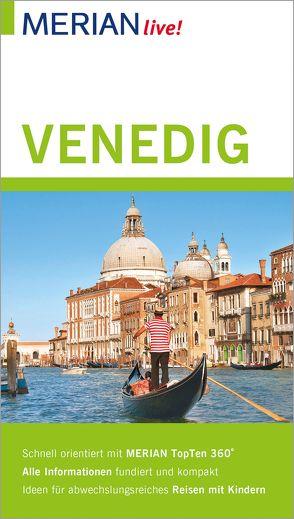MERIAN live! Reiseführer Venedig von de Concini,  Wolftraud