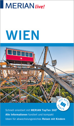 MERIAN live! Reiseführer Wien von Eder,  Christian