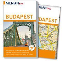 MERIAN live! Reiseführer Budapest von Mischke,  Roland