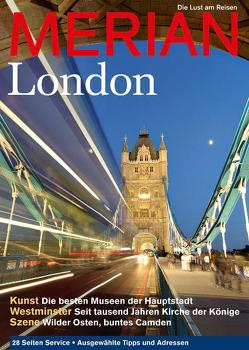 MERIAN London von Jahreszeiten Verlag