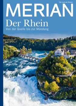MERIAN Magazin Der Rhein 06/2021