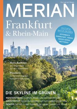 MERIAN Magazin Frankfurt und Rhein/Main 11/2020
