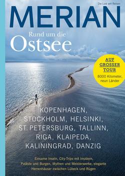 MERIAN Magazin Ostsee 01/2021