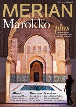 MERIAN Marokko von Jahreszeiten Verlag
