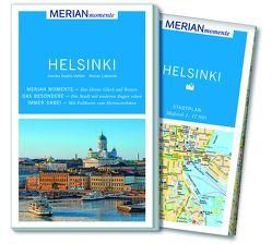 MERIAN momente Reiseführer Helsinki von Kuehn-Velten,  Jessika, Labonde,  Heiner