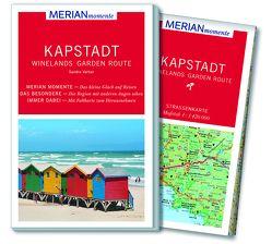 MERIAN momente Reiseführer Kapstadt Winelands Garden Route von Vartan,  Sandra