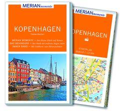 MERIAN momente Reiseführer Kopenhagen von Borchert,  Thomas