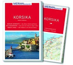 MERIAN momente Reiseführer Korsika von Holtkamp,  Stefanie