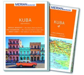 MERIAN momente Reiseführer Kuba von Schümann,  Beate