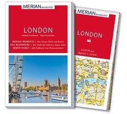 MERIAN momente Reiseführer London von Carstensen,  Heidede, Carstensen,  Sünje