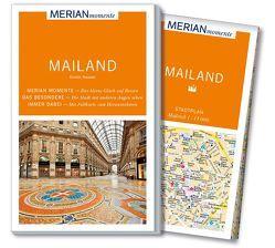MERIAN momente Reiseführer Mailand von Hausen,  Kirstin