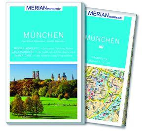 MERIAN momente Reiseführer München von Rübesamen,  Annette, Rübesamen,  Hans Eckart