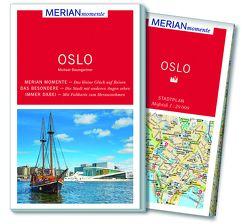 MERIAN momente Reiseführer Oslo von Baumgartner,  Michael