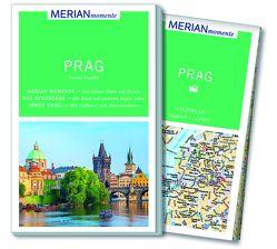 MERIAN momente Reiseführer Prag von Veszelits,  Thomas
