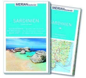MERIAN momente Reiseführer Sardinien von Bülow,  Friederike von