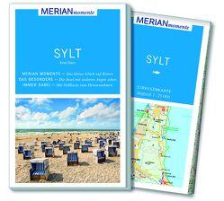 MERIAN momente Reiseführer Sylt von Diers,  Knut