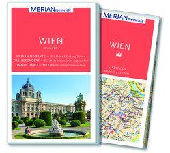 MERIAN momente Reiseführer Wien von Eder,  Christian